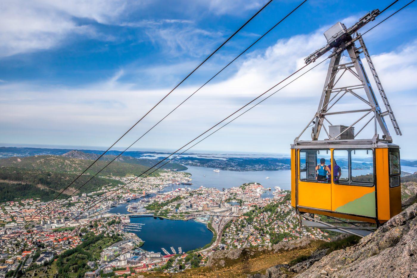 Photo Tour of Bergen 1
