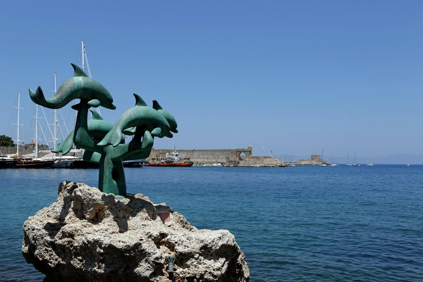Photo Tour of Dodecanese Islands 5