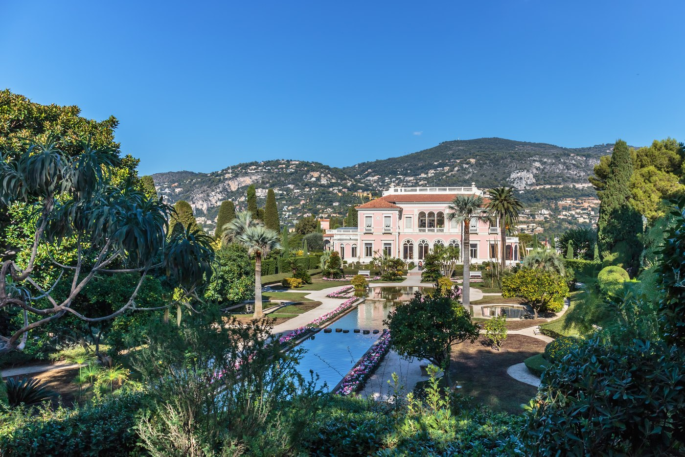 Views of Saint Jean Cap Ferrat