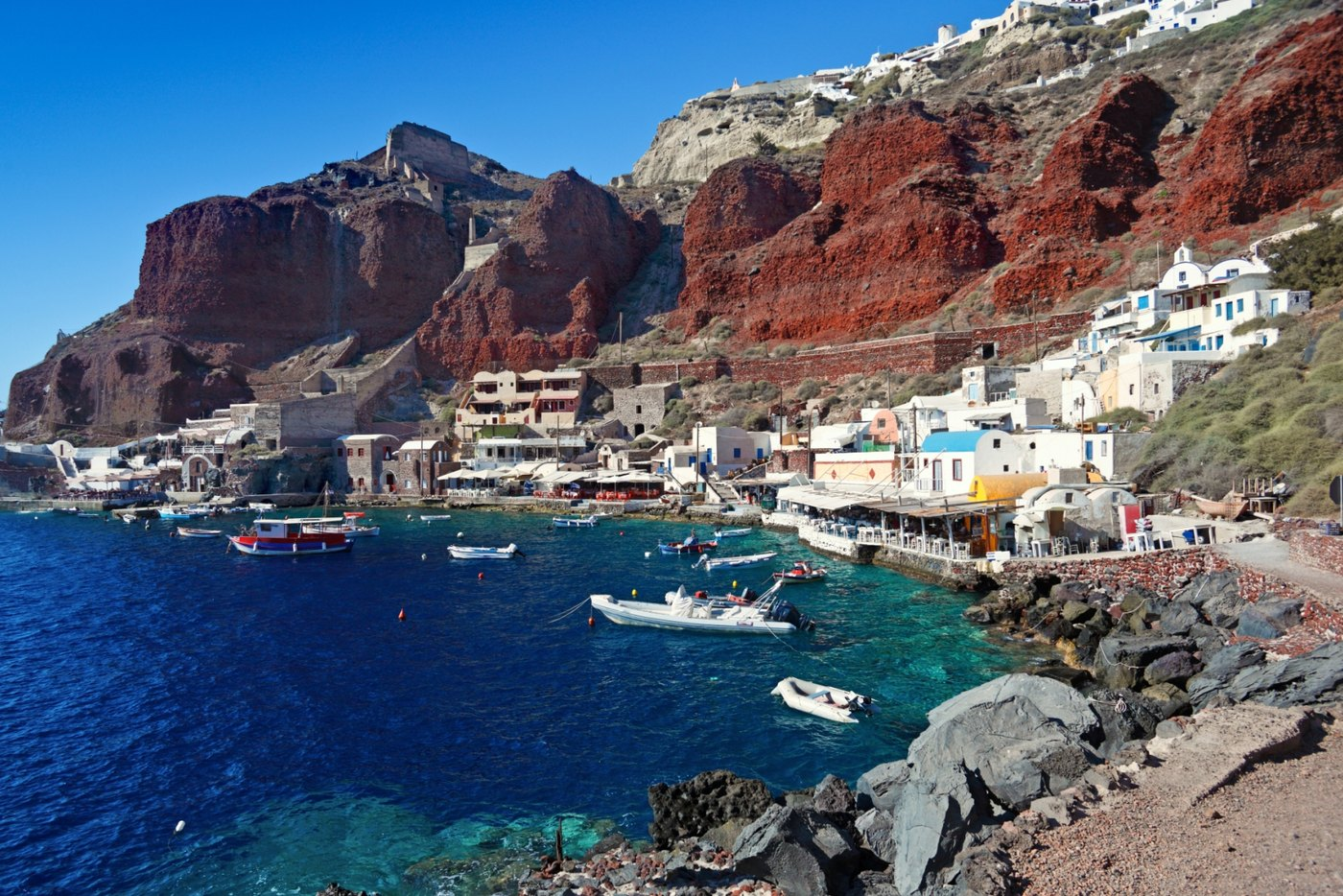Photo Tour of Cyclades Islands 20