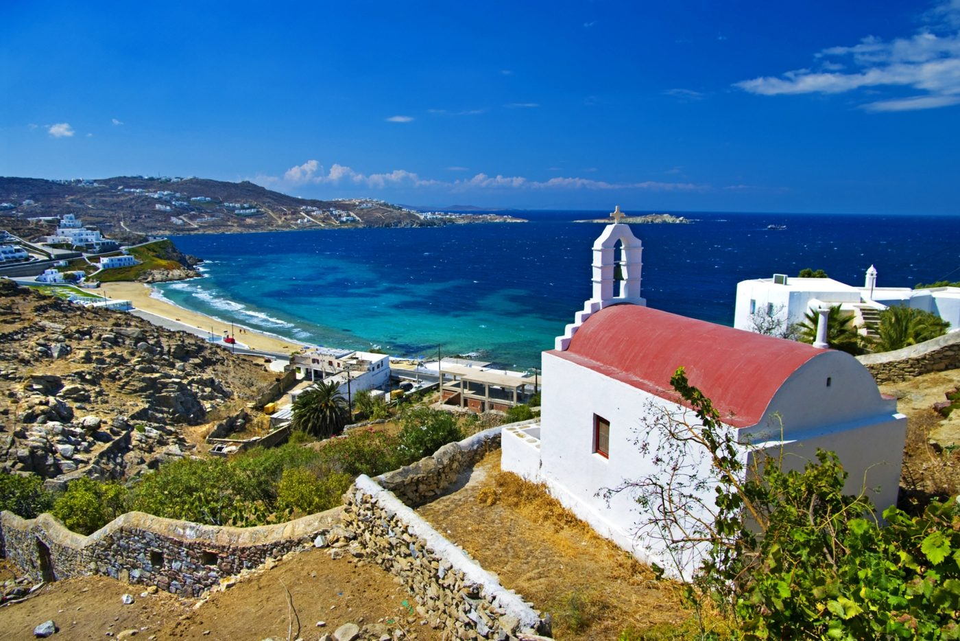 Photo Tour of Cyclades Islands 2