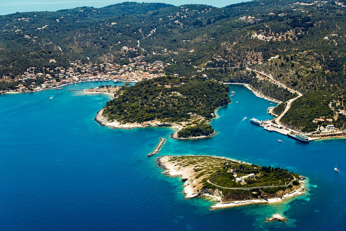 Photo Tour of Ionian Islands 2