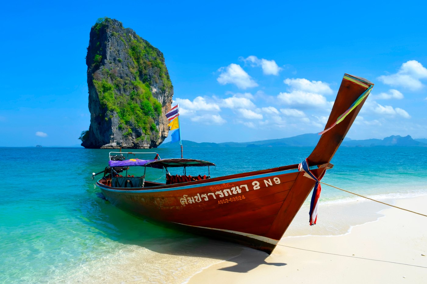 Photo Tour of Koh Poda 21