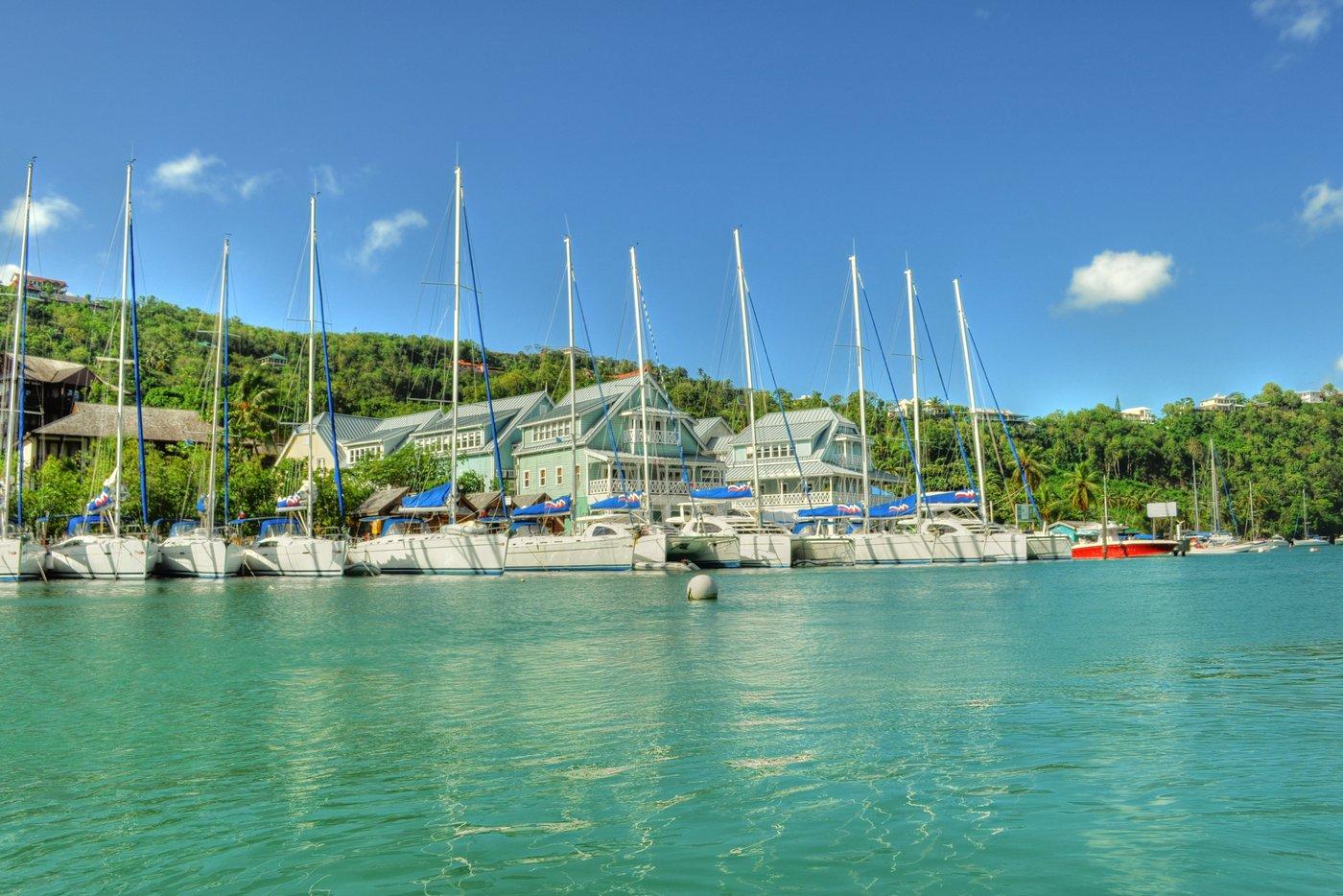 Photo Tour of St. Lucia 12