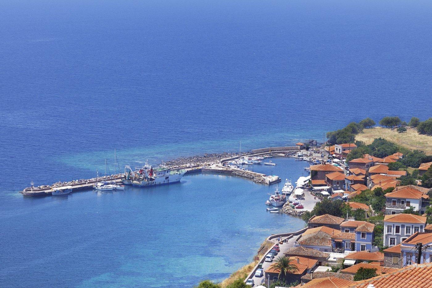Photo Tour of Aegean Islands 2