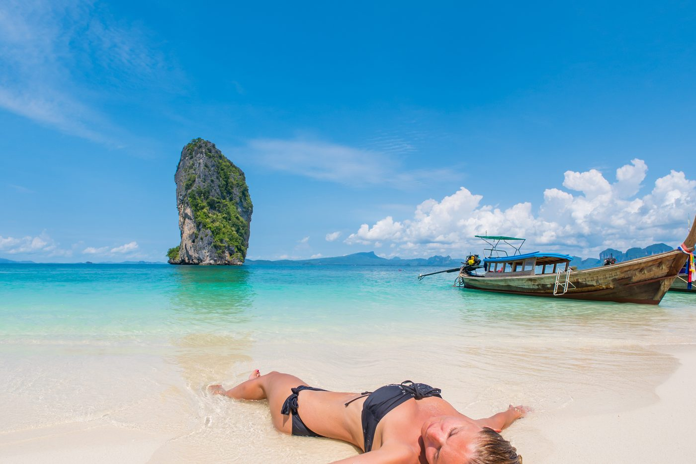 Photo Tour of Koh Poda 12