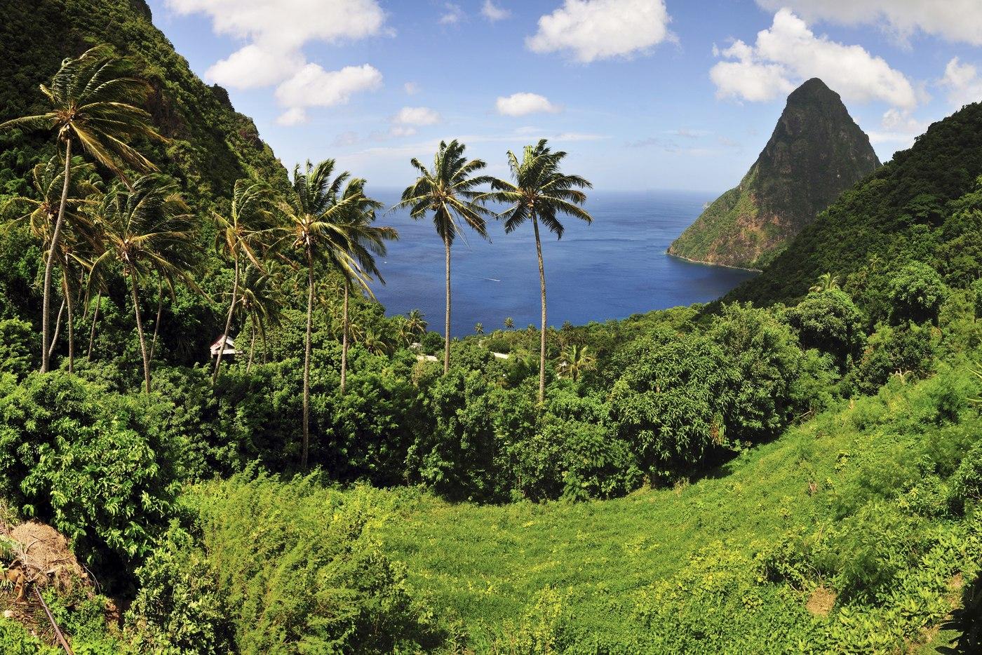 Photo Tour of St. Lucia 4