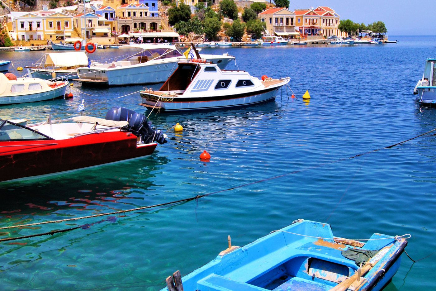 Photo Tour of Symi 30