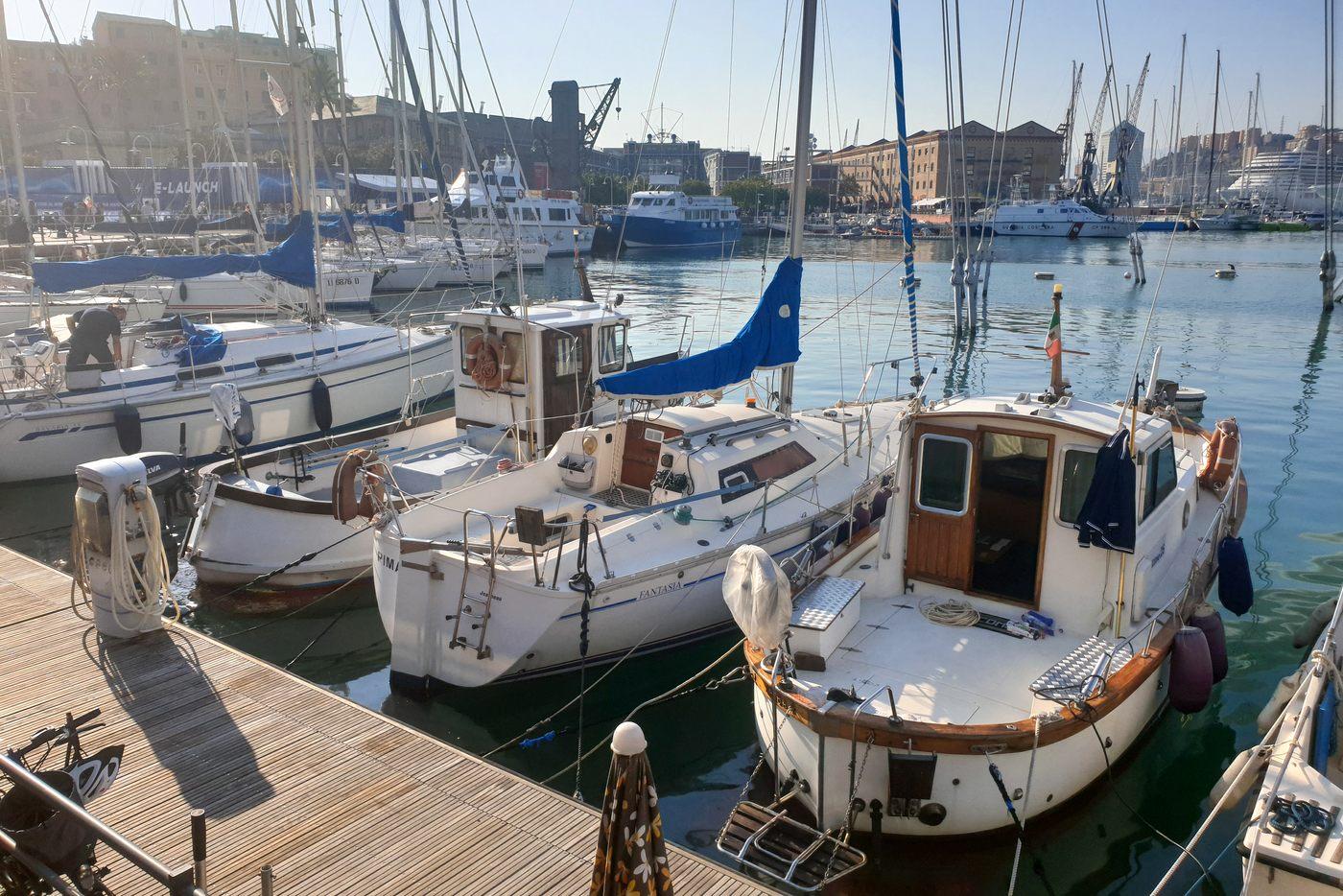 Photo Tour of Genoa 25