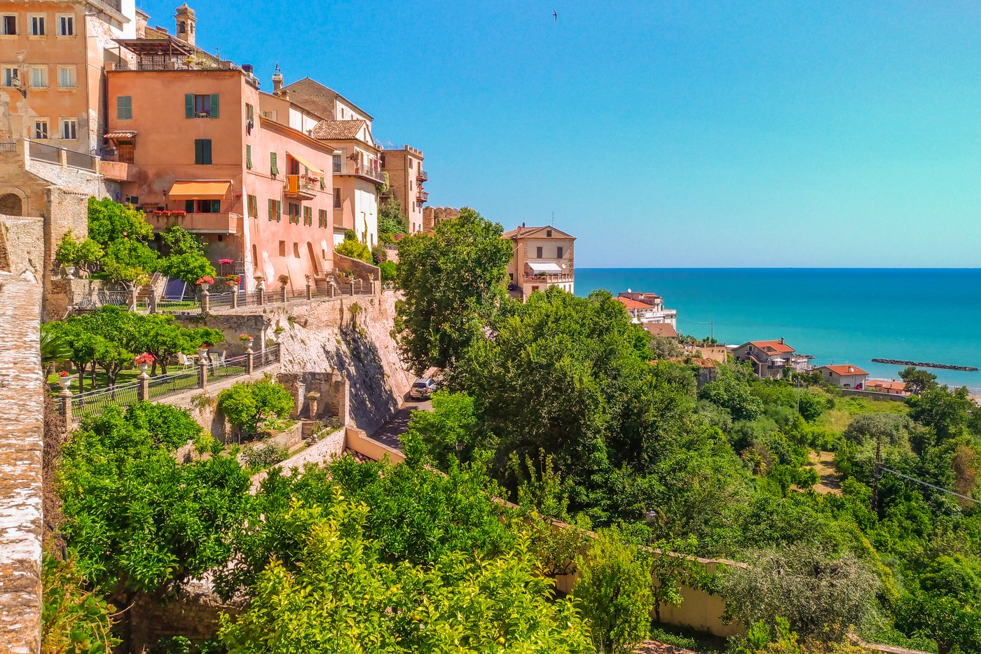 Photo Tour of East Coast Italy 18