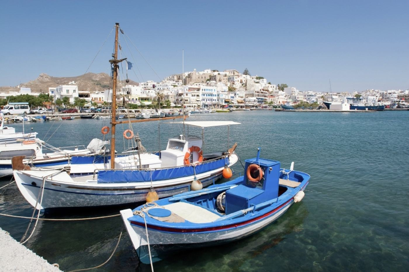 Photo Tour of Cyclades Islands 11