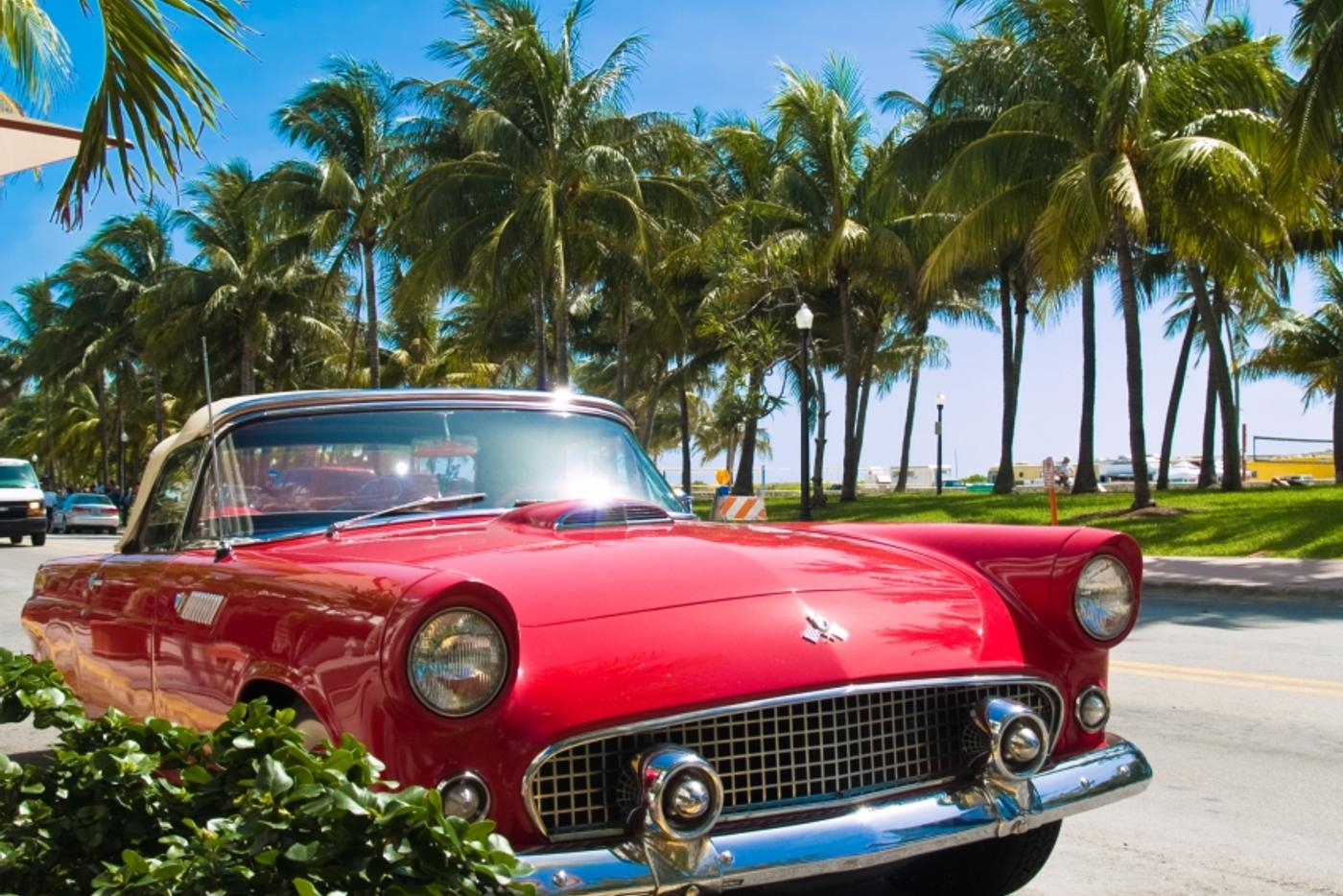 we loved the beaches and bars along the strip in miami on our florida yacht charter vacation