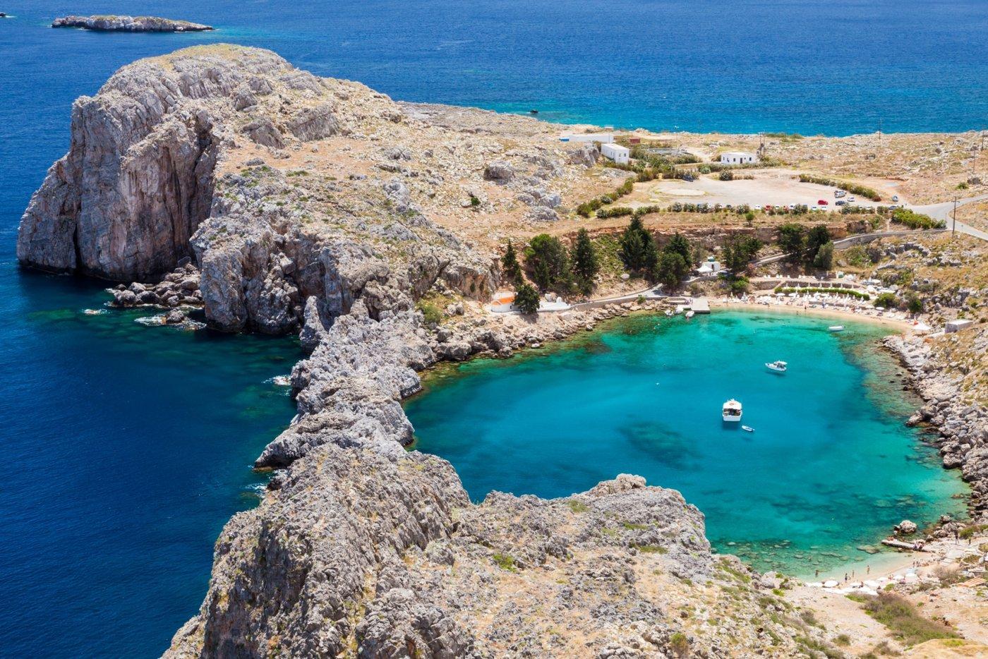 Photo Tour of Rhodes Island 1