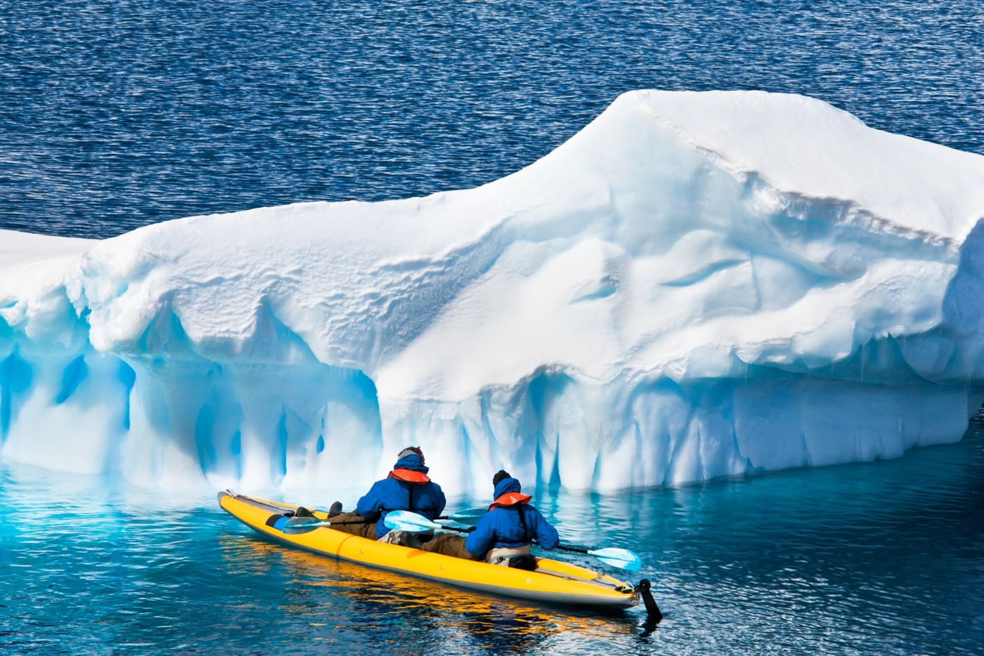 Photo Tour of Antarctica 17