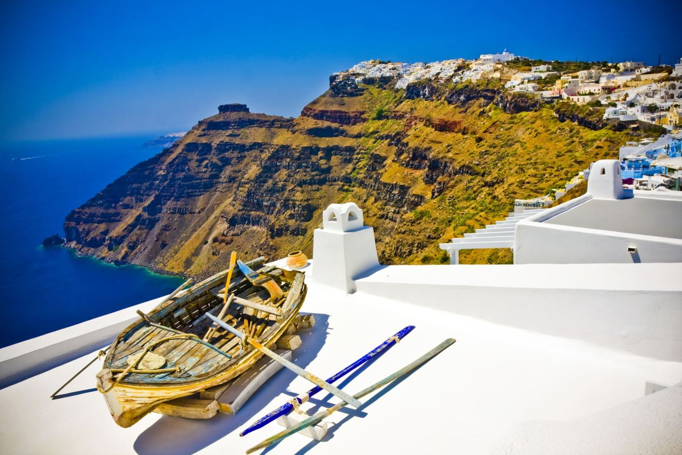 Photo Tour of Cyclades Islands 24