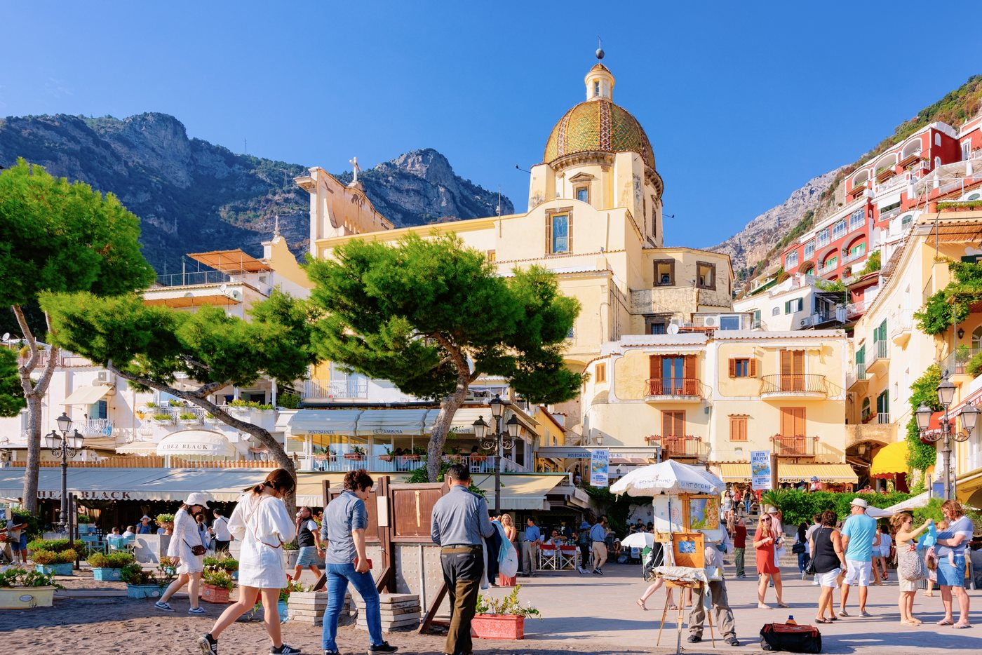 Photo Tour of Positano 10