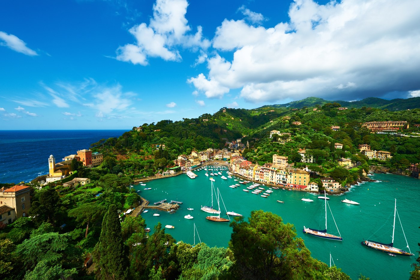 Photo Tour of Portofino 5