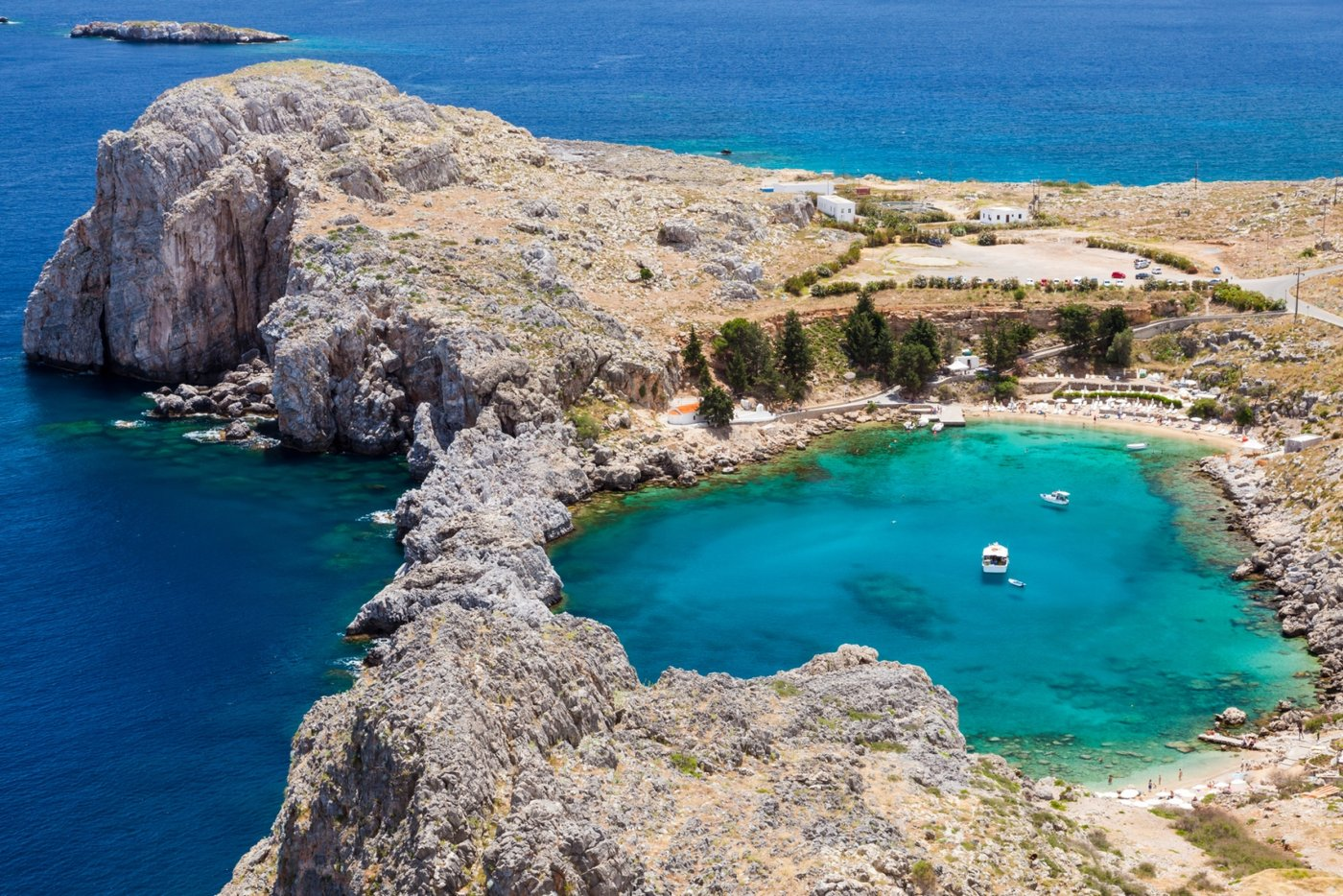 Photo Tour of Dodecanese Islands 2