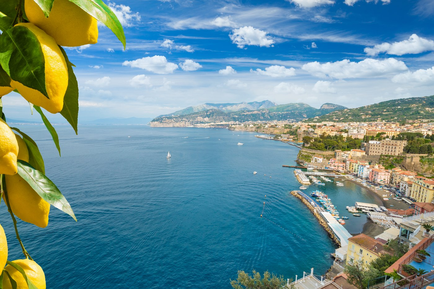 Photo Tour of Amalfi 4