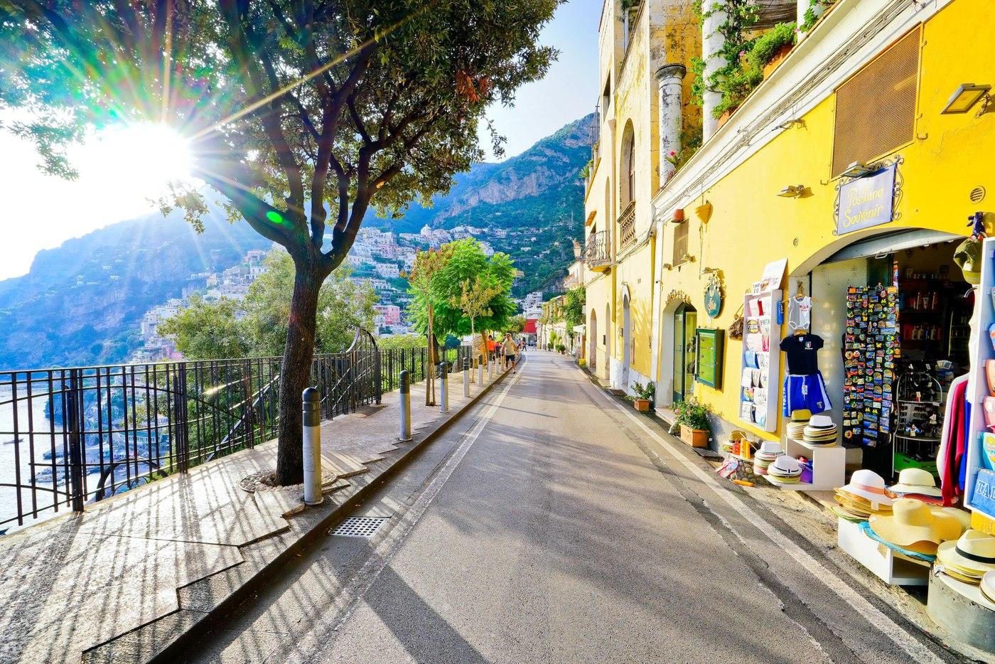 Photo Tour of Positano 23