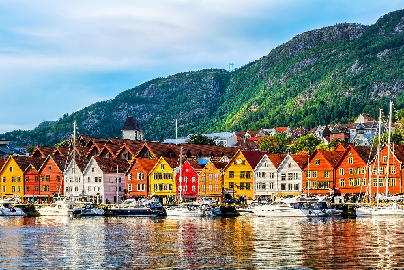 Photo Tour of Bergen 6