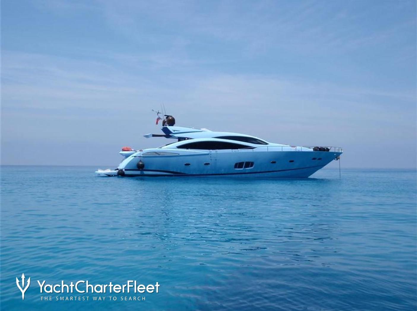Code Charter Yacht
