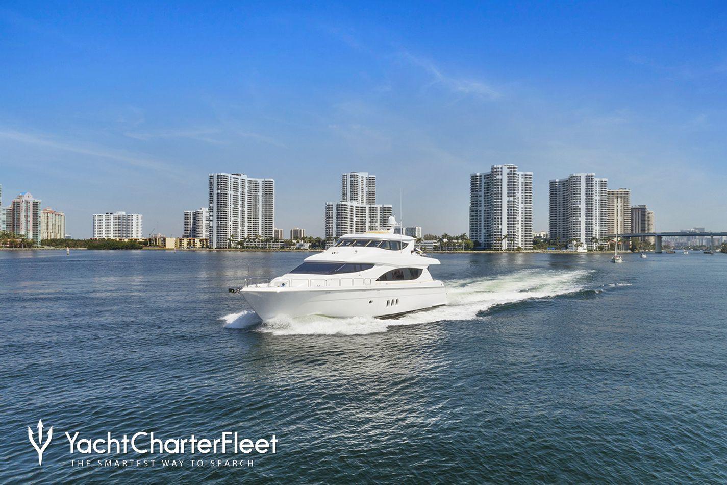 Pneuma Charter Yacht