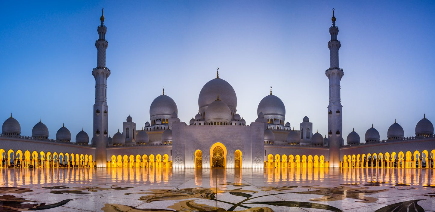 Sheikh Zayed Grand Mosque Image 1