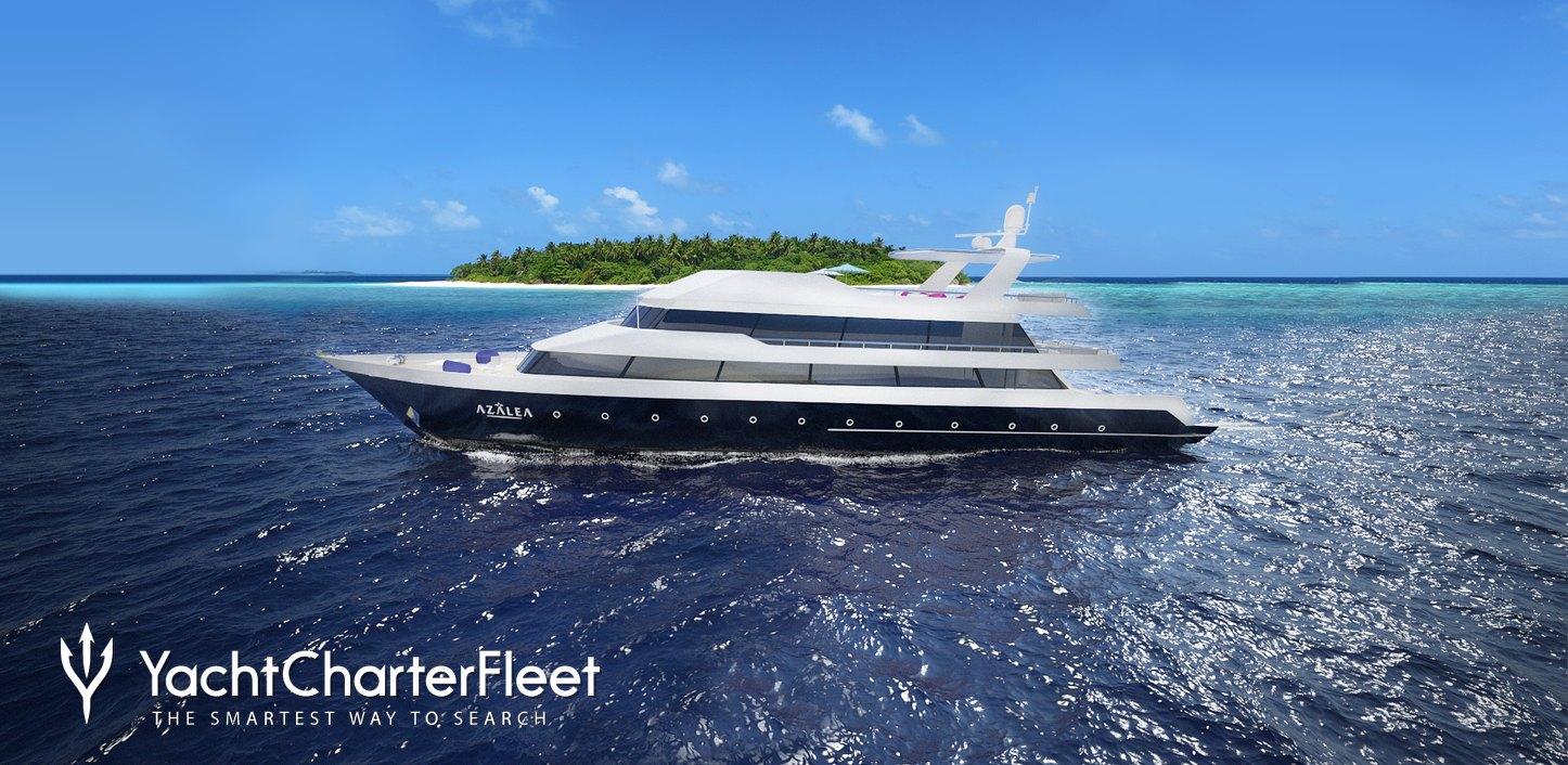 Azalea Charter Yacht