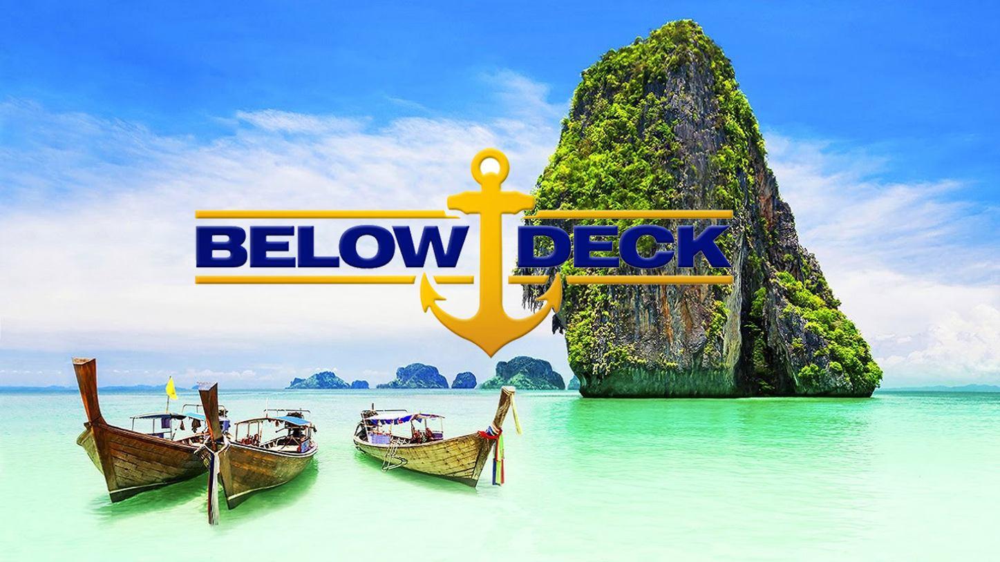 Below Deck Thailand official logo