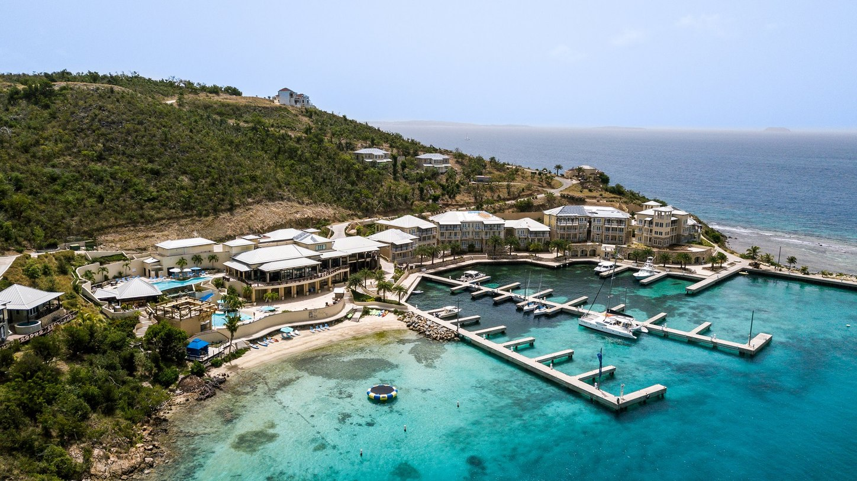 island British accommodation virgin