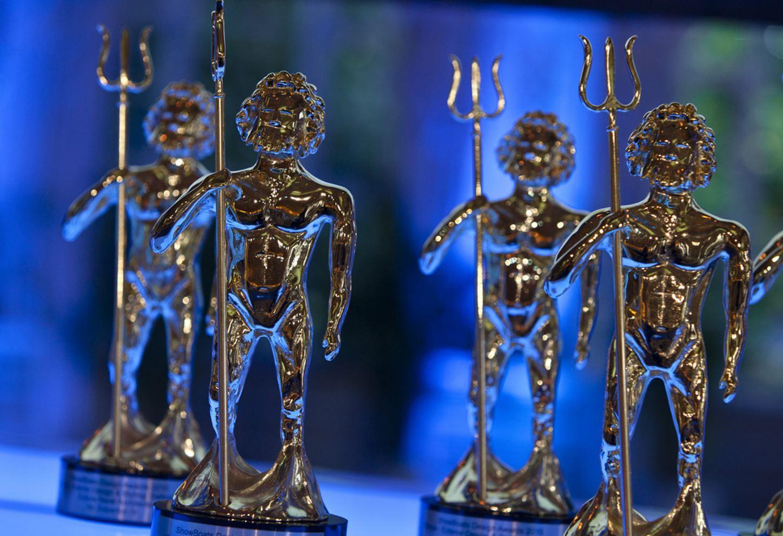 Bronze Neptune awards for World Superyacht Awards