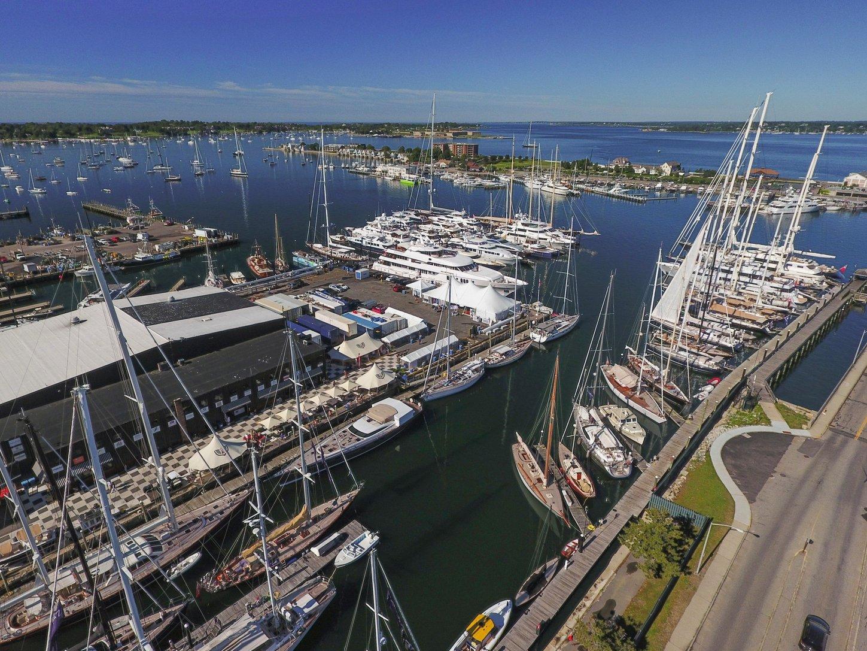 Newport Yacht Charter Show