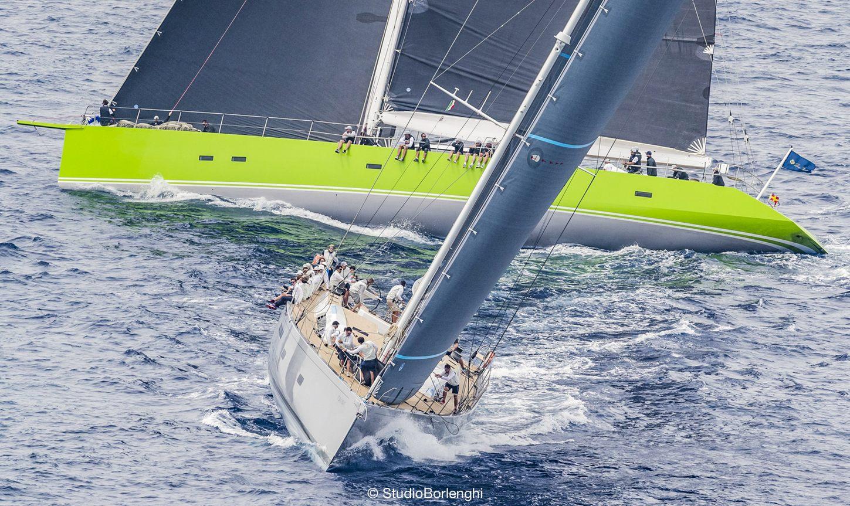 The Superyacht Regatta 2021