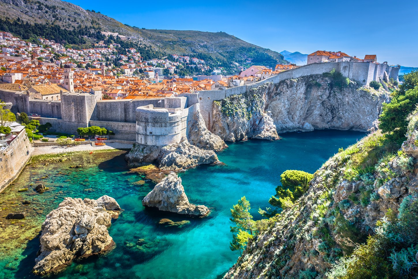 10 things to do on a yacht charter during the Dubrovnik Summer Festival