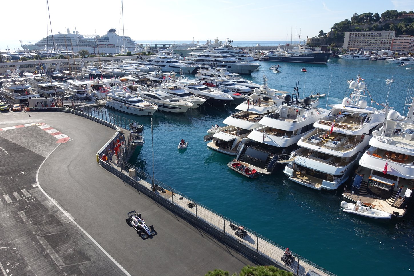 How to choose the best berth for the Monaco Grand Prix review
