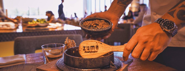Zuma Abu Dhabi Image 7