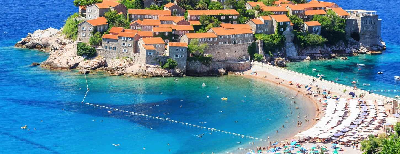 Sveti Stefan Peninsula Image 7