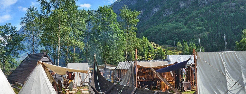 Njardarheimr Viking Village Image 4