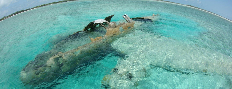 Pablo Escobar's Plane Wreck Image 1