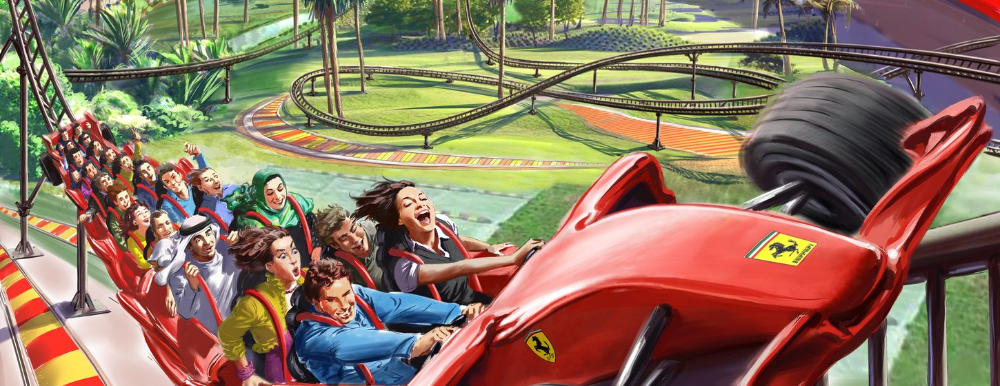 Ferrari World Image 3