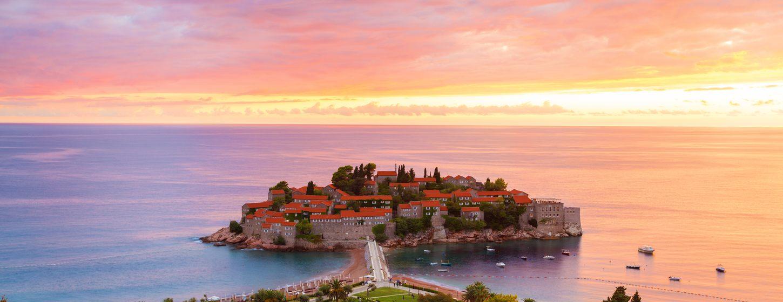 Sveti Stefan Peninsula Image 3