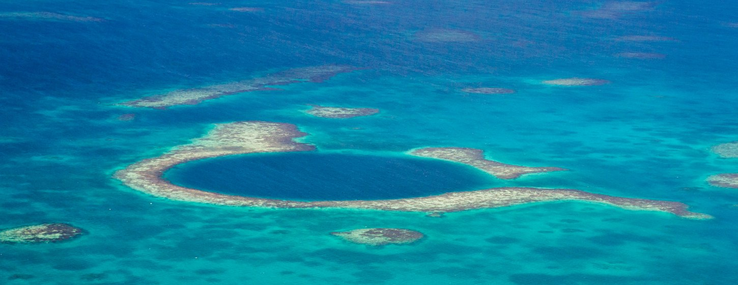 The Great Blue Hole Image 1