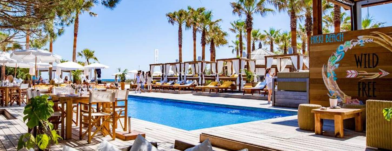 Nikki Beach, St Tropez Image 1
