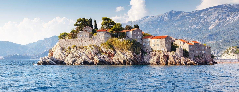 Sveti Stefan Peninsula Image 5