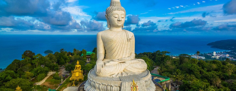The Big Buddha Image 1
