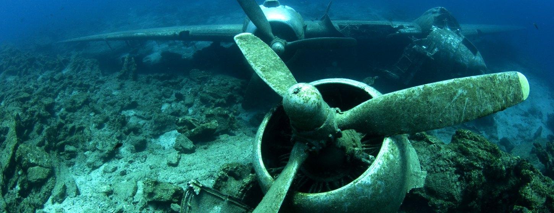Pablo Escobar's Plane Wreck Image 4