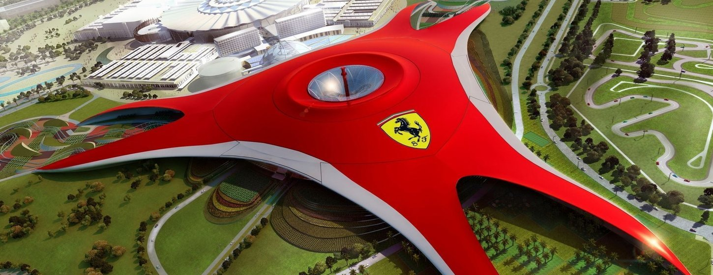 Ferrari World Image 1