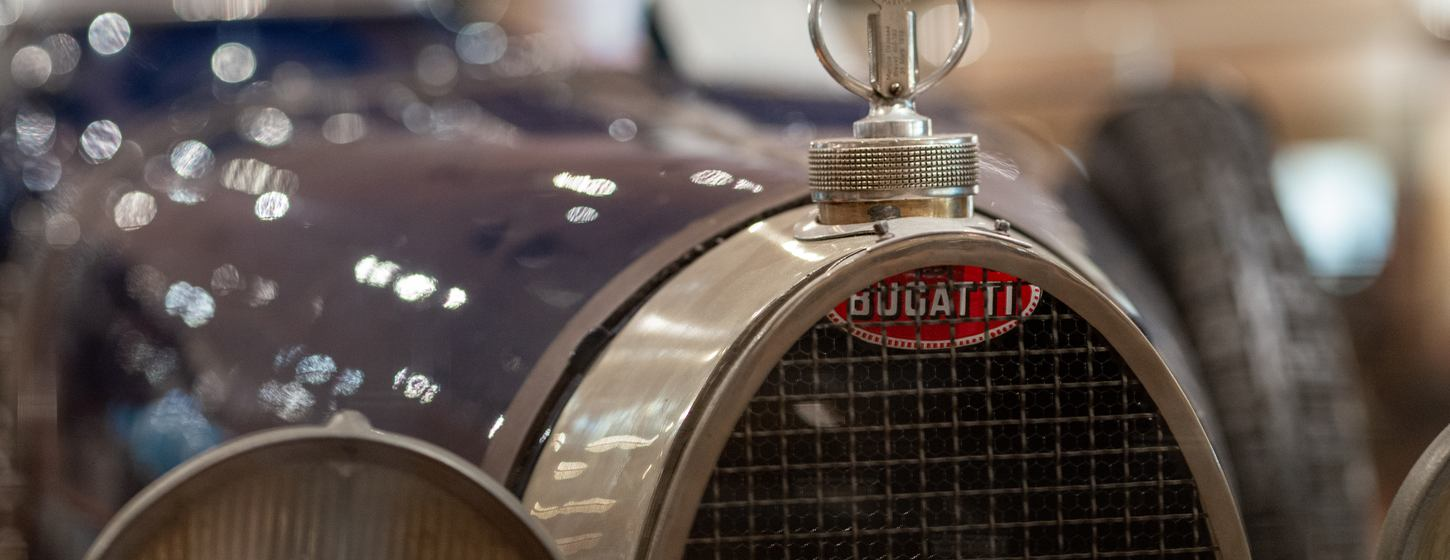The Private Collection Of Antique Cars Of H.S.H. Prince Rainier III Image 3