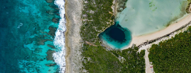 Dean's Blue Hole Image 7